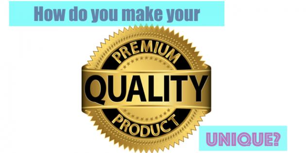 unique product
