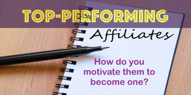 top-performing affiliates