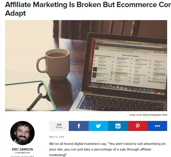 Affiliate Marketing Strategy 2