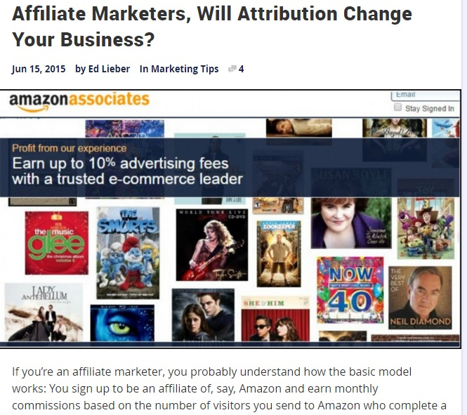 Affiliate Marketing Strategy 5