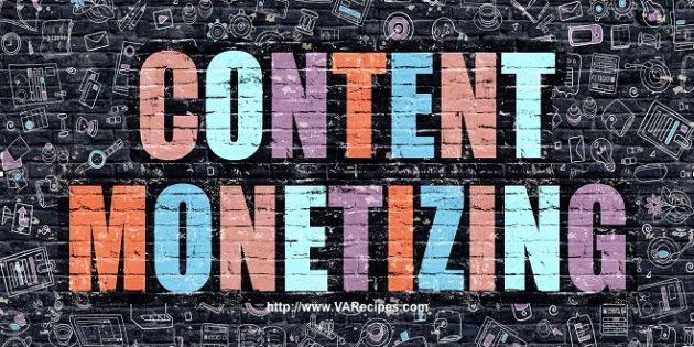 monetizing virtual events