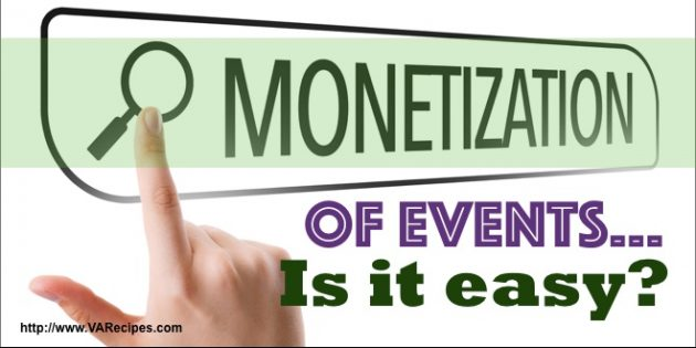 Event Monetization Pitfalls
