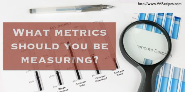 important metrics