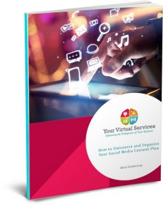 social media content plan