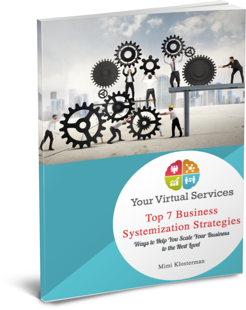 Top 7 Business Systemization Strategies